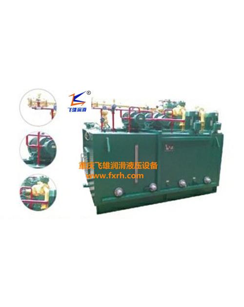 武汉GDR型双高压系列高(低)压稀油站