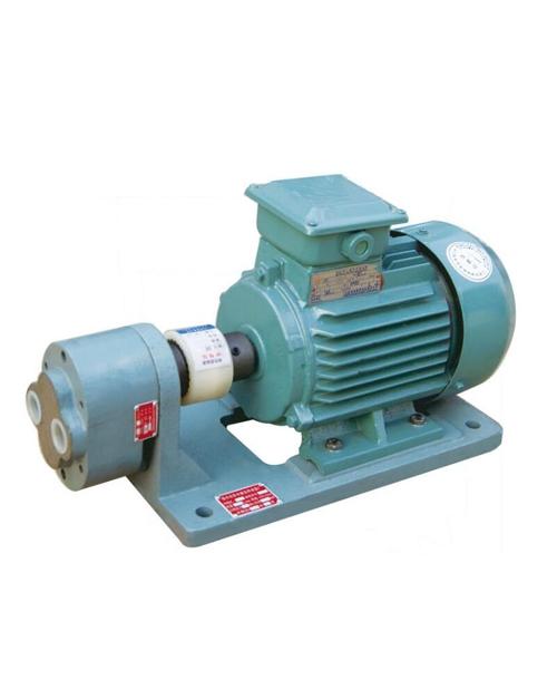 武汉WBZ型齿轮油泵
